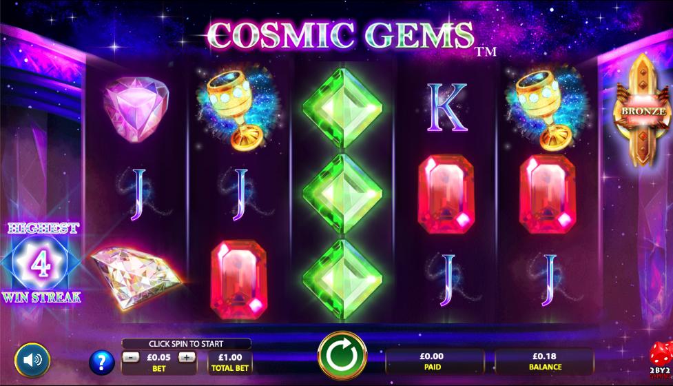 cosmic gems screenshot