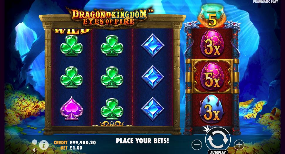 dragon kingdom eyes of fire screenshot
