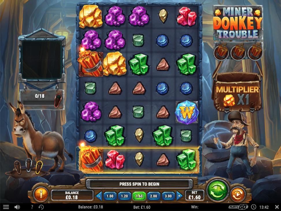 miner donkey screenshot