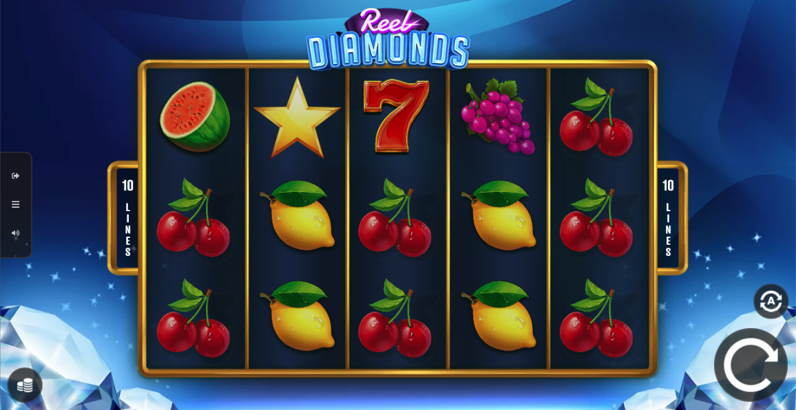 reel diamonds screenshot