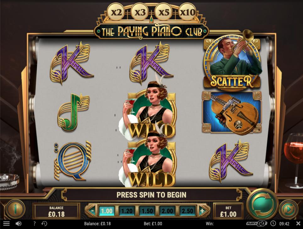 the paying piano club screenshot