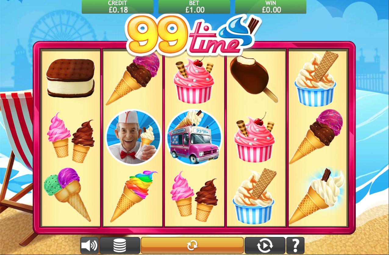 99 time screenshot