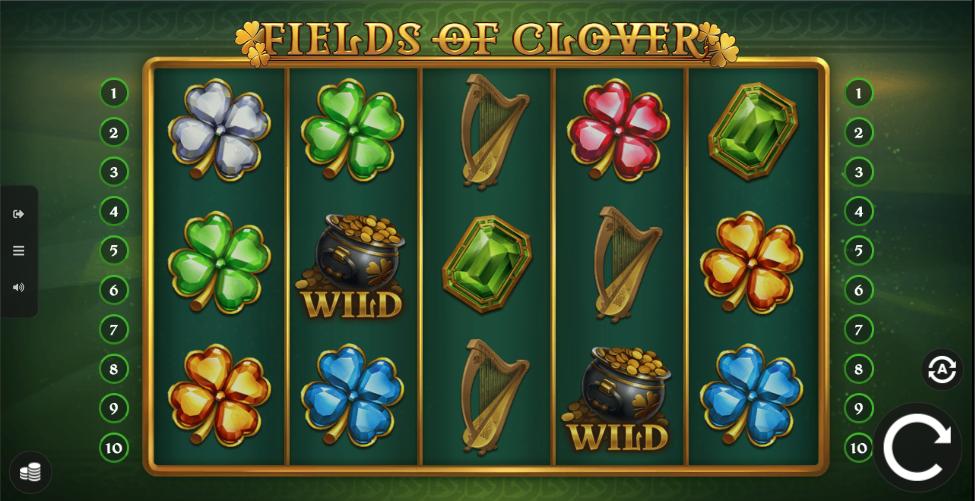 fields of clover screenshot