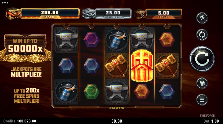 fire forge screenshot