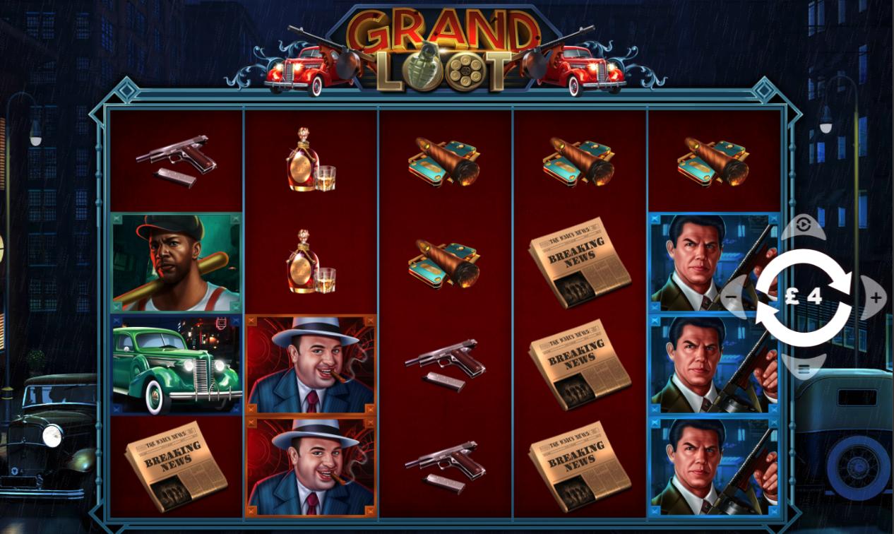 grand loot screenshot