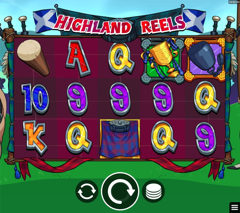 highland reels screenshot