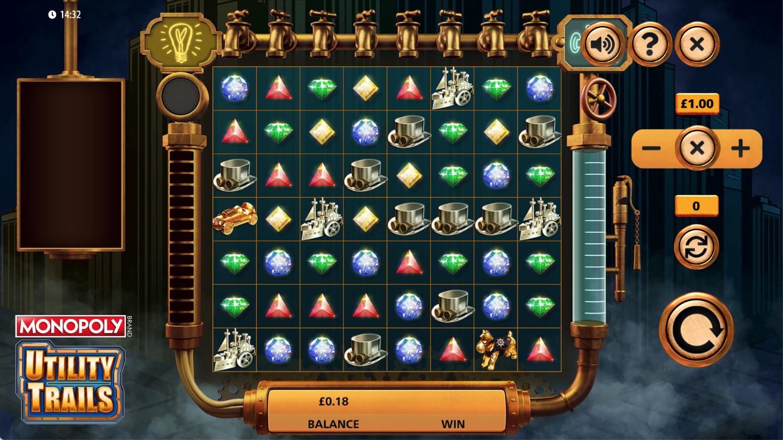 monopoly utility trails screenshot