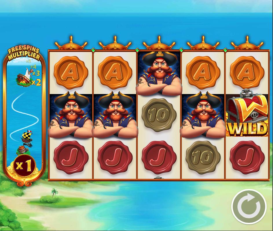 pirate's quest screenshot