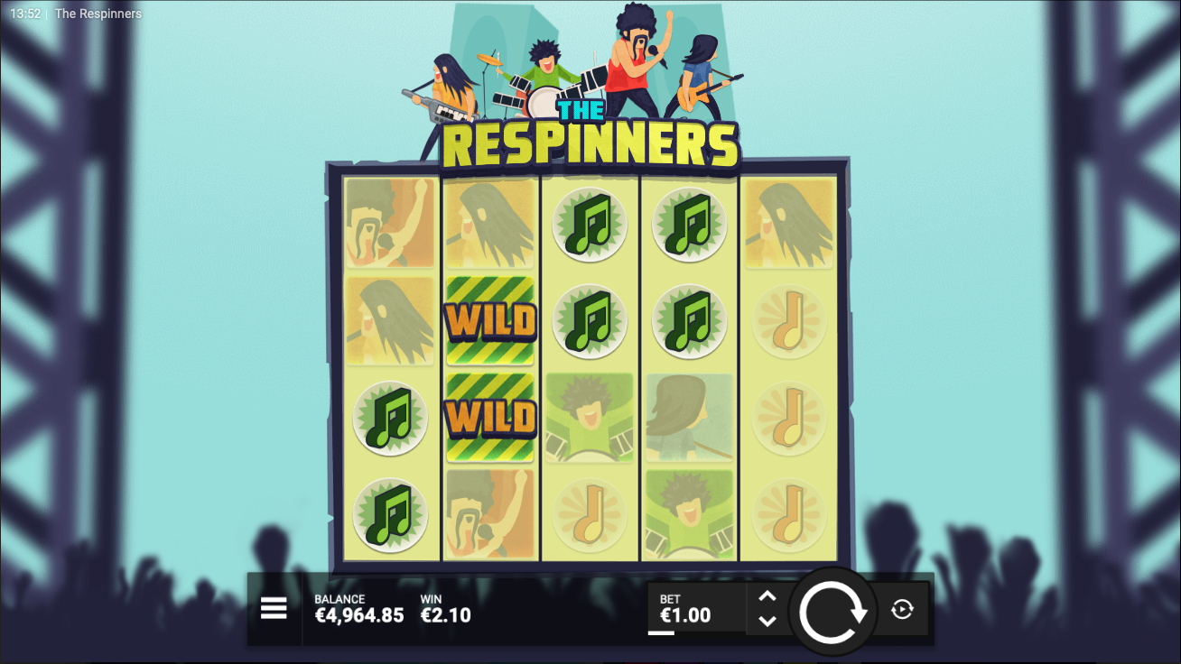 the respinners screenshot