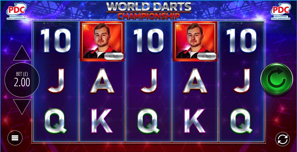 world darts championship screenshot
