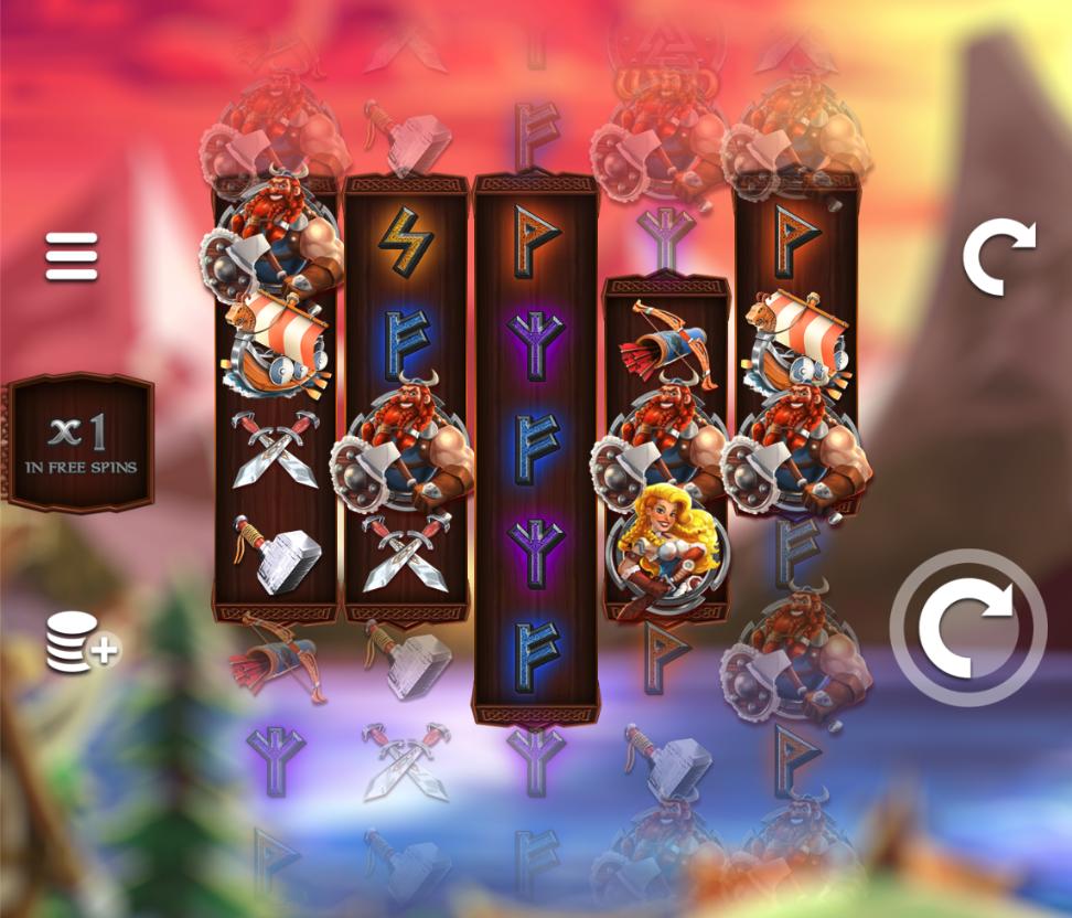 viking raid screenshot