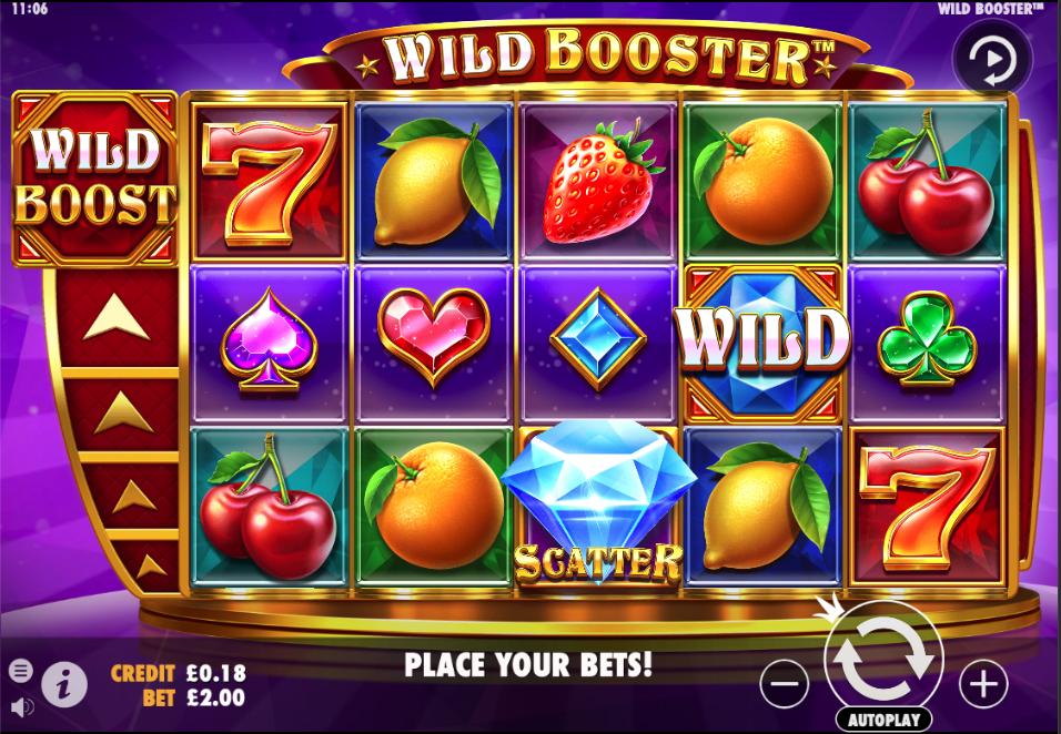 wild booster screenshot