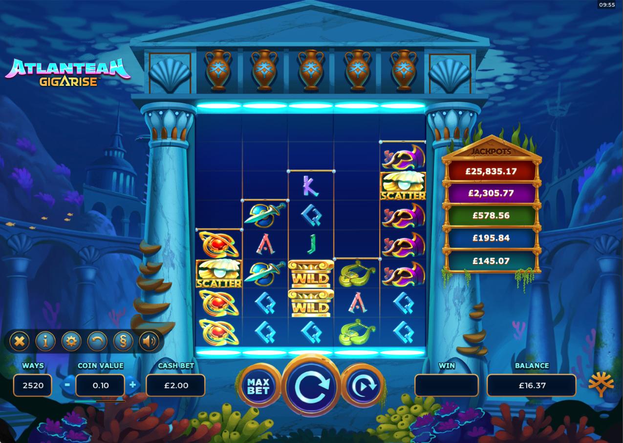 atlantean gigarise screenshot
