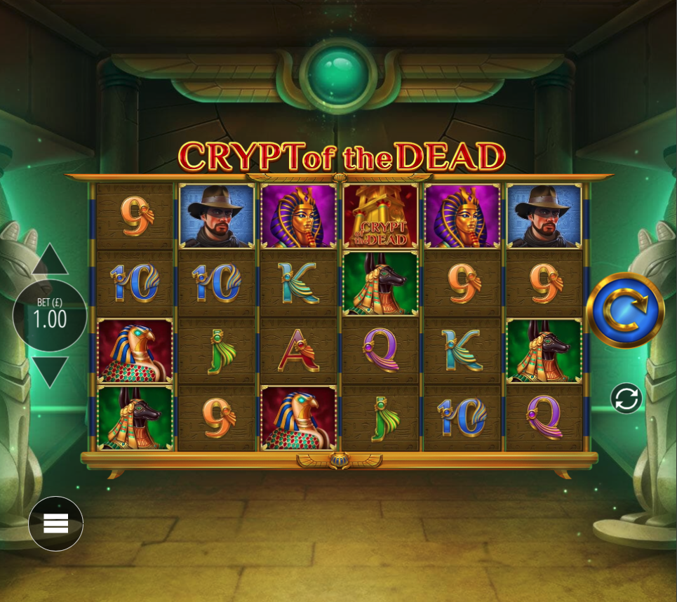 crypt of the dead screenshot