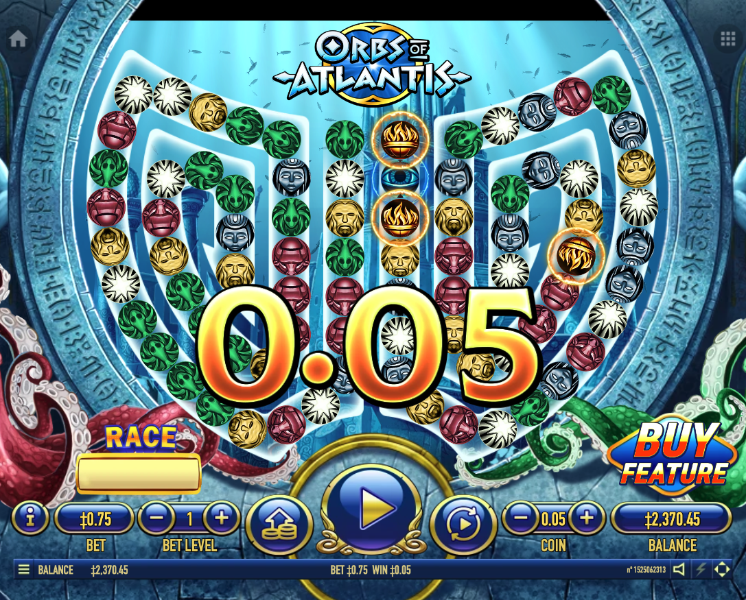 orbs of Atlantis screenshot