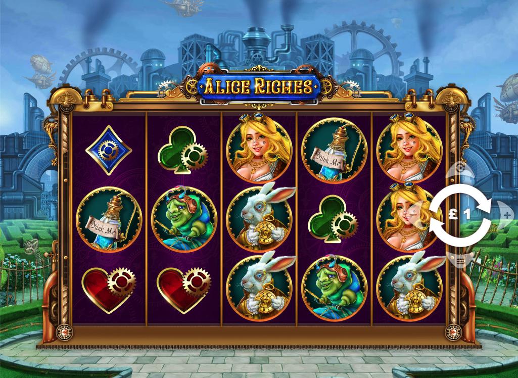 Alice riches screenshot