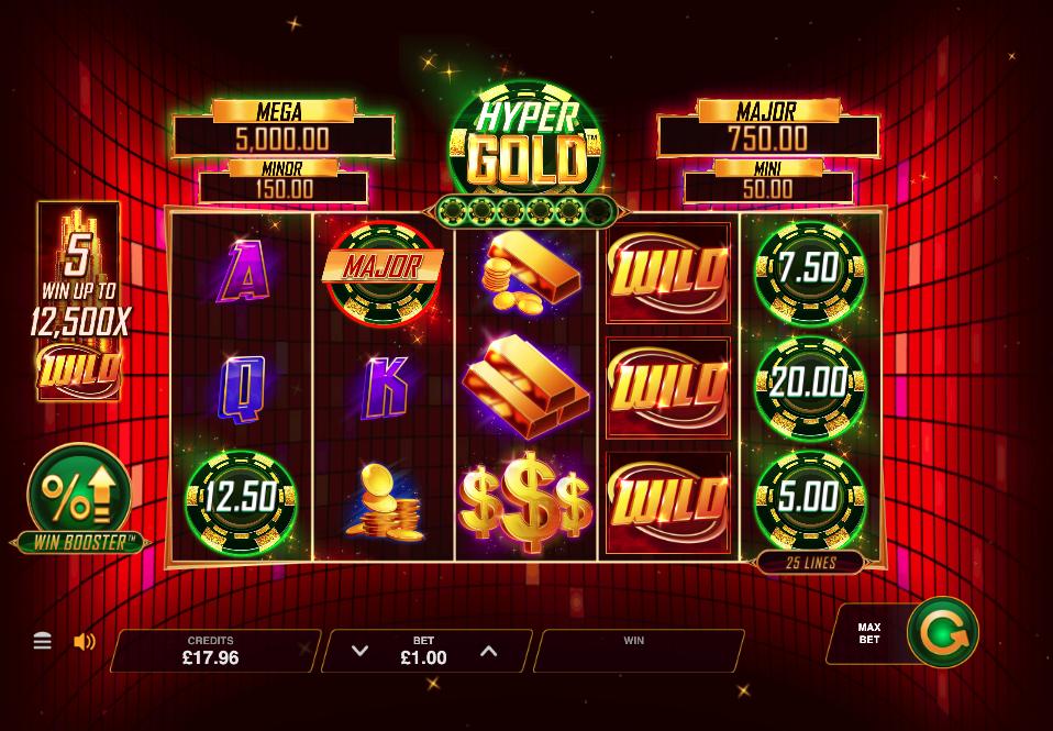Hyper Gold slot