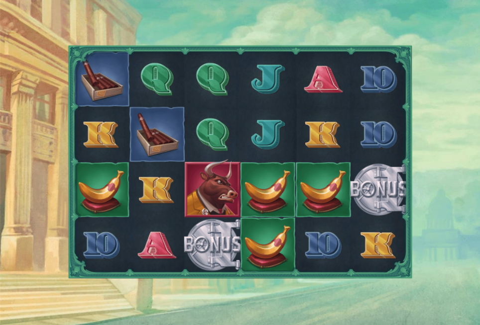 iron bank screenshot
