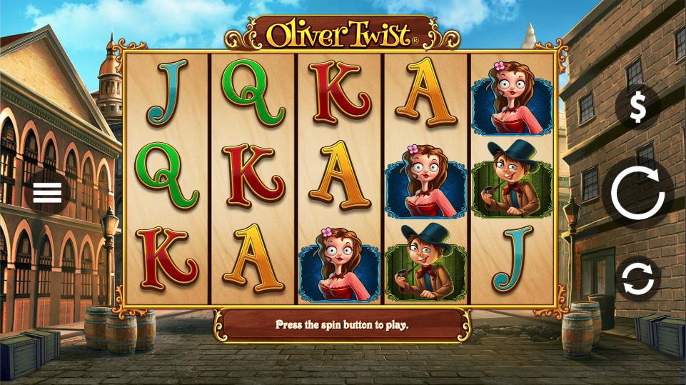 Oliver Twist slot