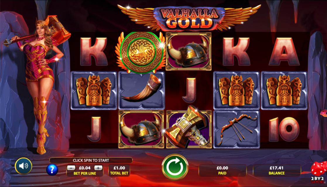 Valhalla gold screenshot