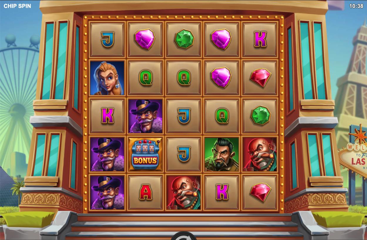 chip spin screenshot