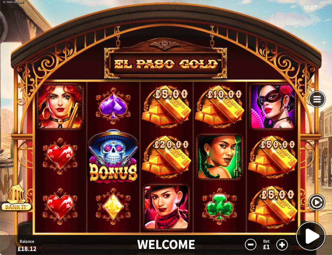 El Paso gold screenshot