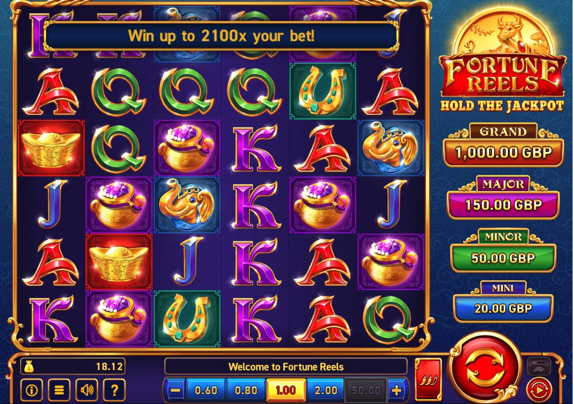 fortune reels screenshot