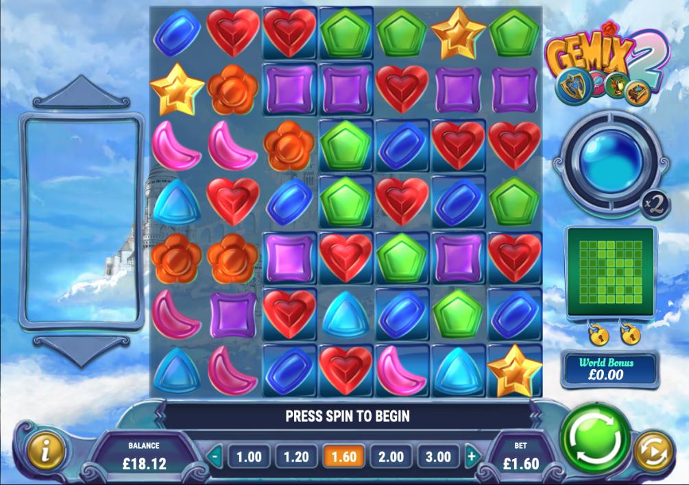 gemix 2 screenshot