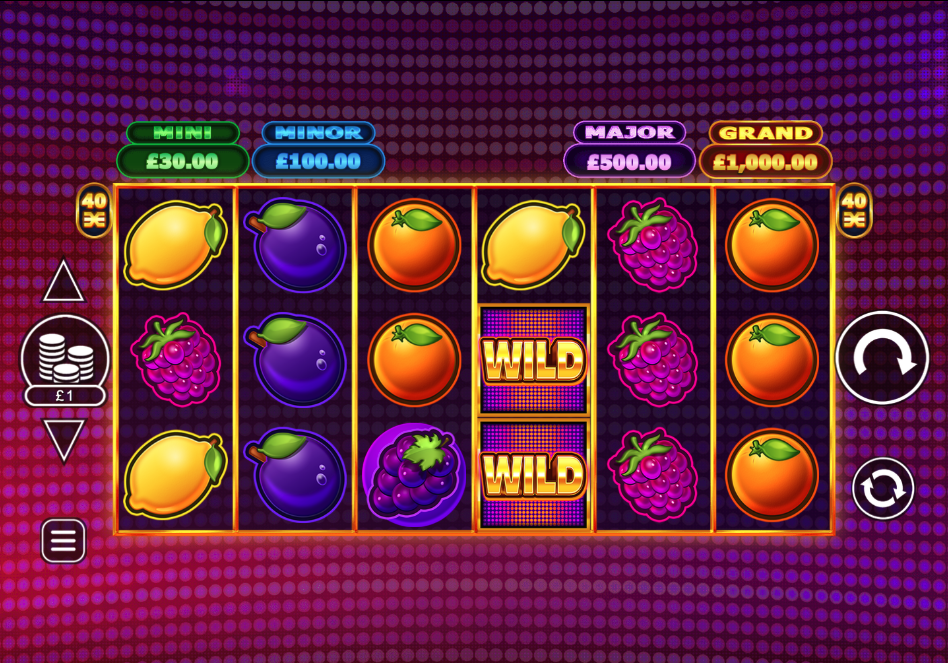 Bonus Fruits screenshot