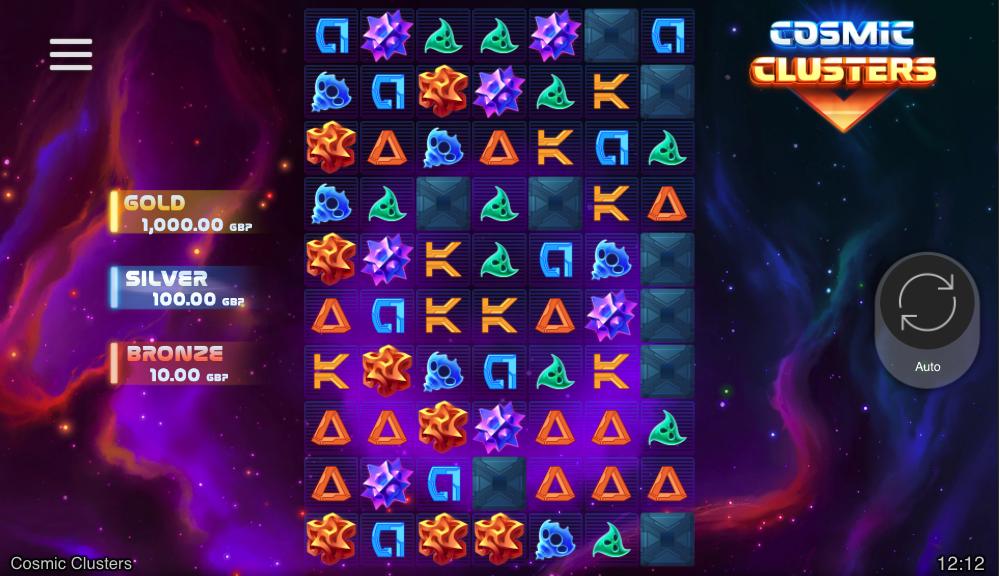 Cosmic Clusters screenshot