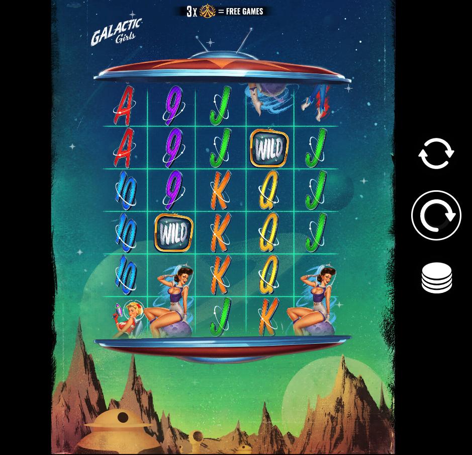 Galactic Girls screenshot