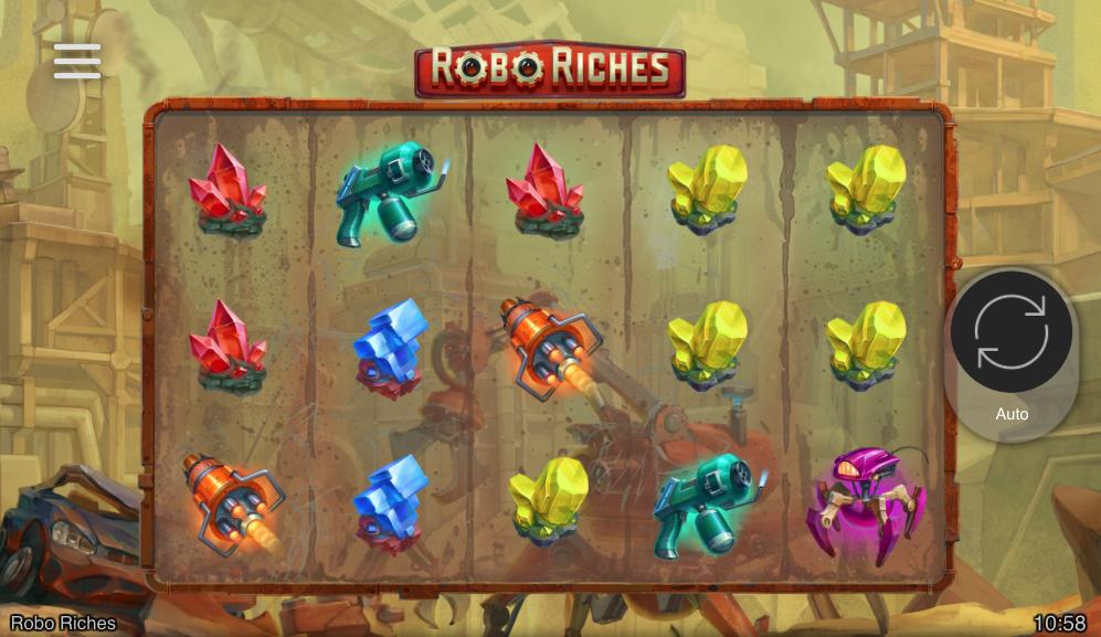 Robo Riches screenshot