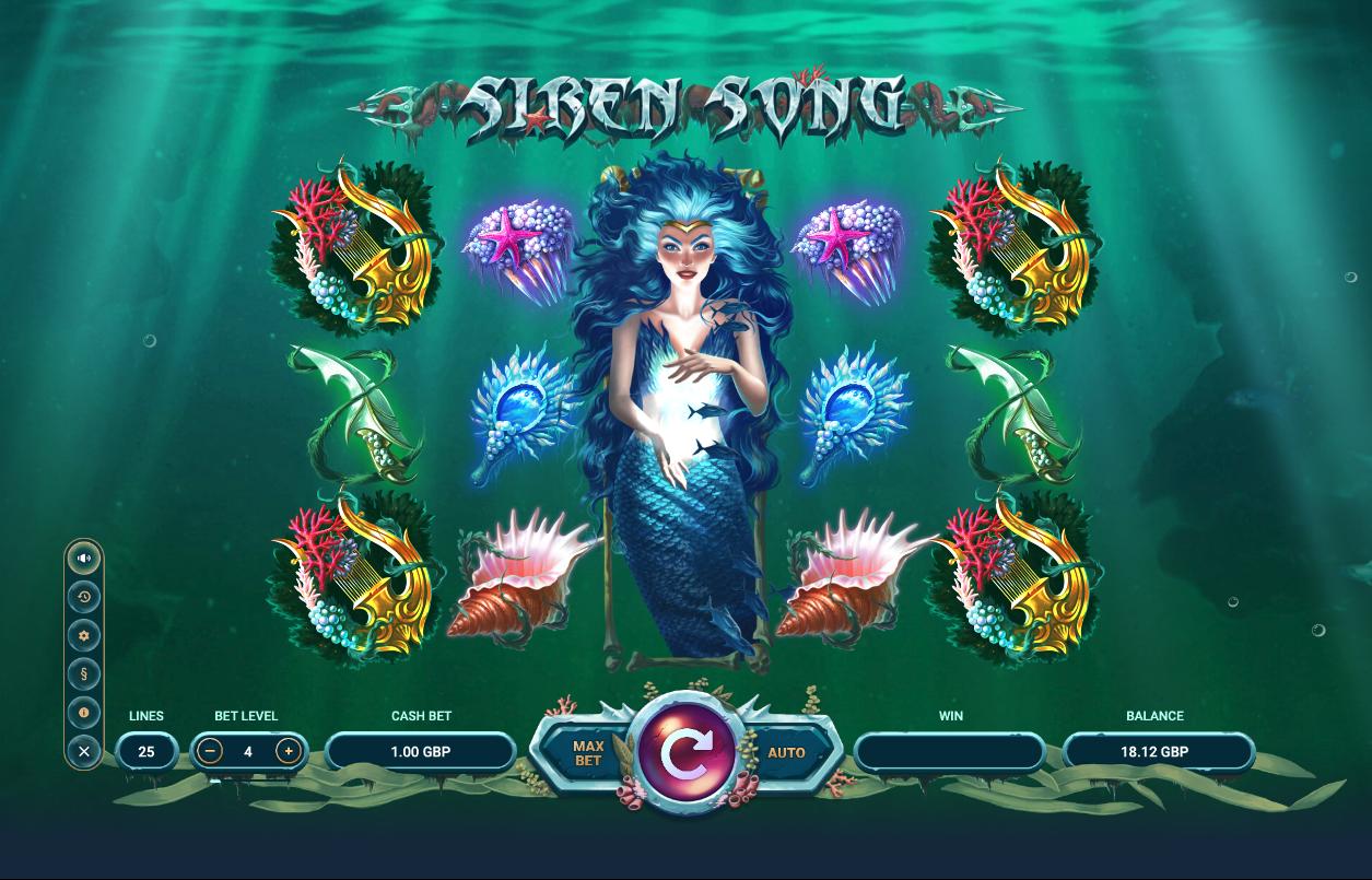 Siren Song screenshot