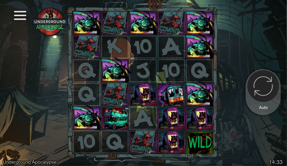 Underground Apocalypse screenshot
