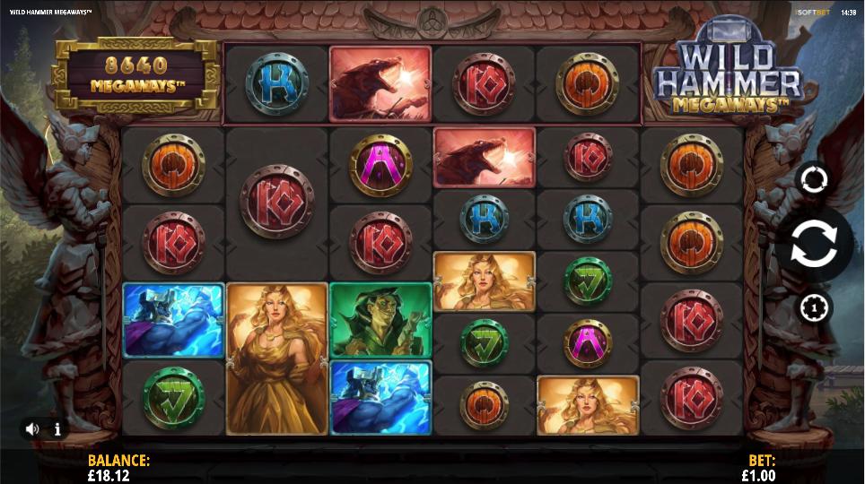 Wild Hammer screenshot