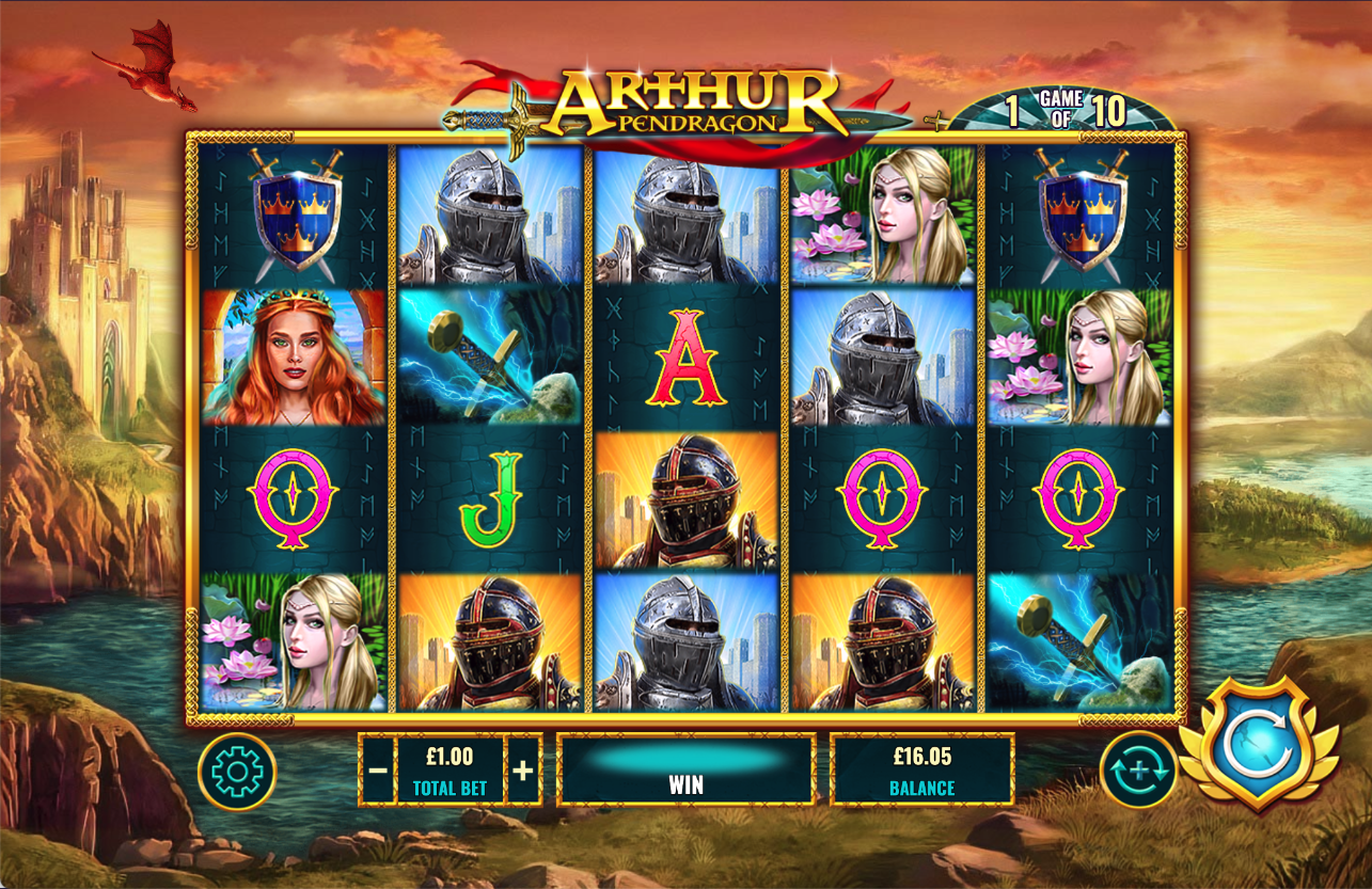 Arthur Pendragon screenshot