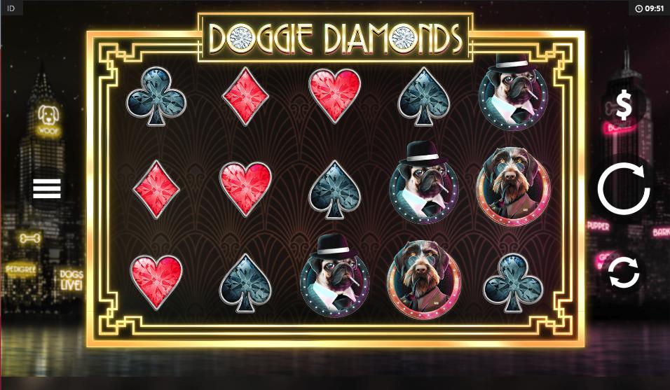 Doggie Diamonds screenshot