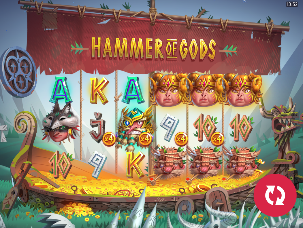 Hammer of Gods screenshot
