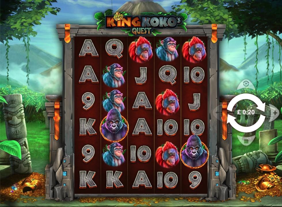 king kokos quest screenshot