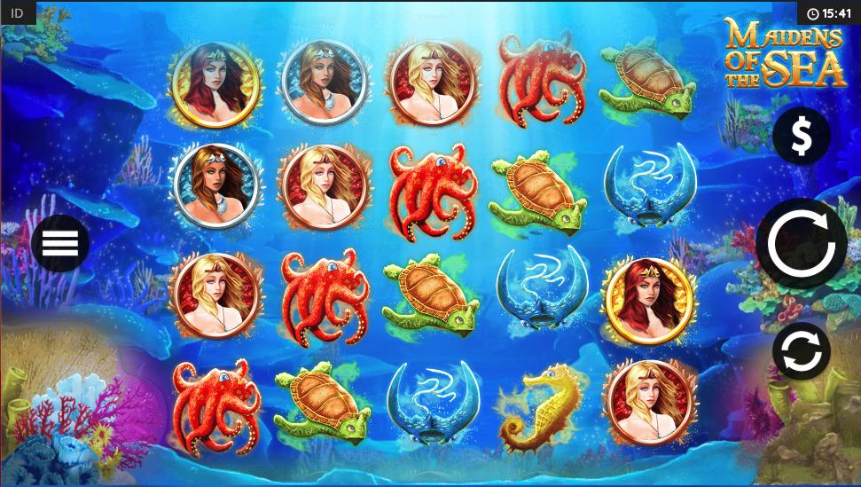 Maidens of the Sea screenshot