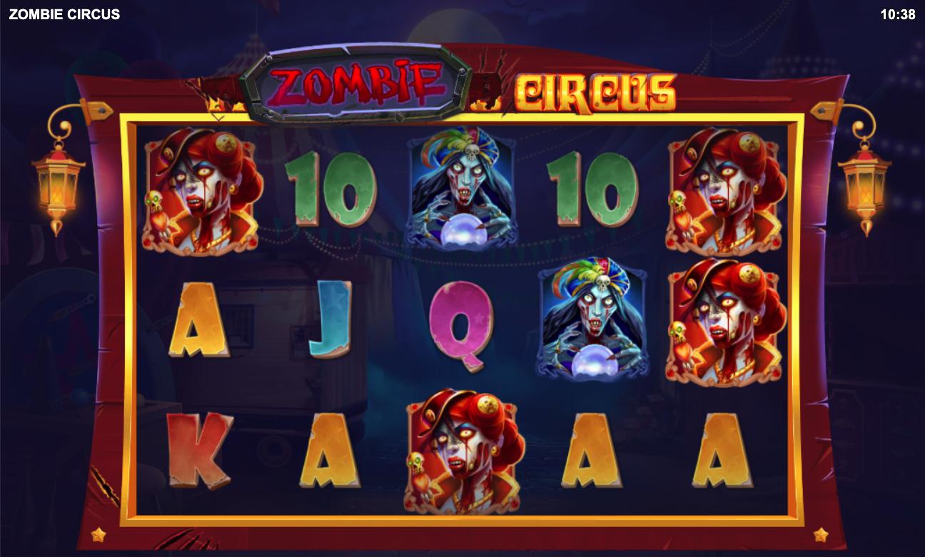 Zombie Circus screenshot