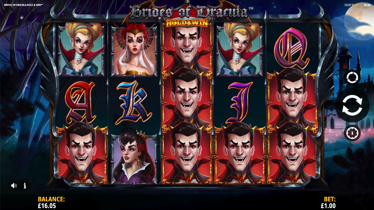 Brides of Dracula screenshot