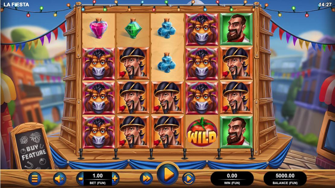 La Fiesta screenshot