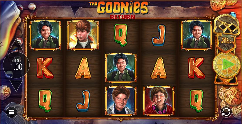 The Goonies Return screenshot